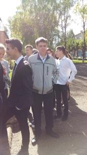 """День знаний 2015, МИА """"Время молодежи"""", г.Вятские Поляны"""
